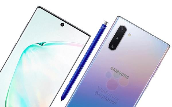 Thông số kỹ thuật Samsung Note 10 5G rò rỉ