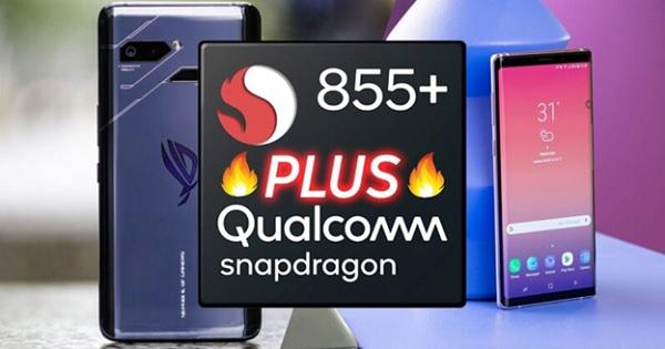 Samsung Galaxy Fold sử dụng chip Snapdragon 855 của Qualcomm