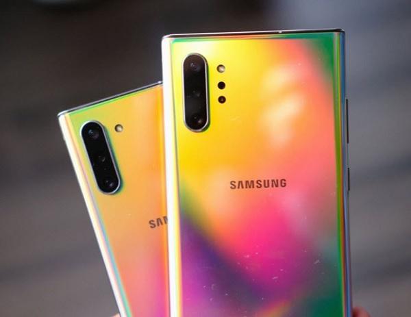 Galaxy Note 10 dùng khung vỏ nhôm hay thép?