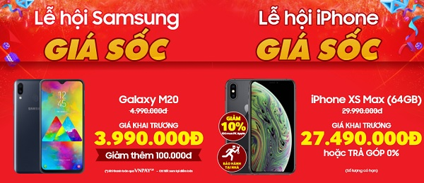 Tưng bừng khai trương Viettel Đà Nẵng tại Bình Phước – Smartphone chính hãng giảm ngay 2,5 triệu, trả góp lãi suất 0%