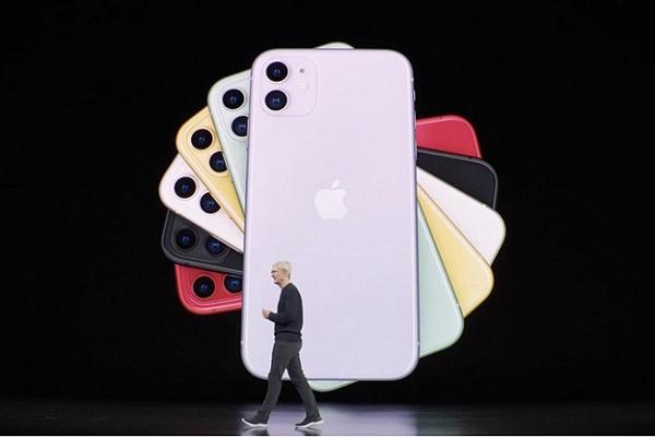 iPhone 11 xuất hiện với 6 phiên bản màu sắc