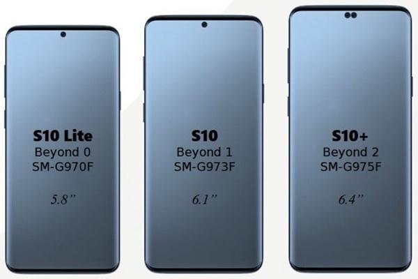 Samsung S10 sắp ra mắt