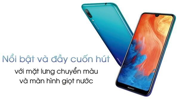Huawei Y7 Pro 2019 đáp ứng tốt nhu cầu sử dụng của người dùng