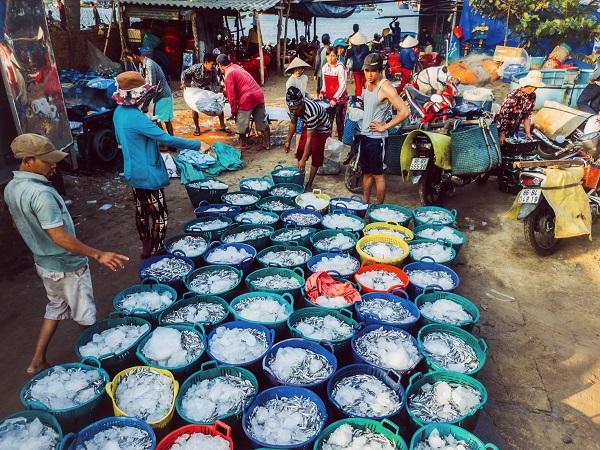 Cuộc sống thường nhật trên Đảo Phú Quý qua ống kính Galaxy S9+