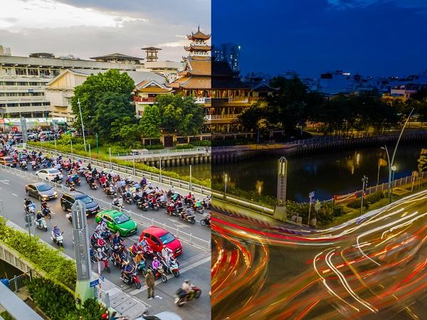 Cầu Lê Văn Sỹ - Tân Bình