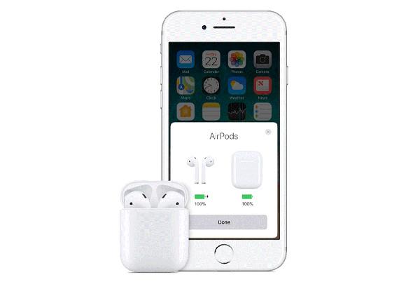 Cách reset tai nghe Airpods về cài đặt ban đầu