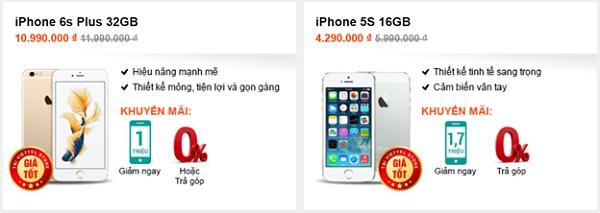 Hàng loạt mẫu iPhone giảm giá cực hấp dẫn tại Viettel Store dịp đầu tháng 9