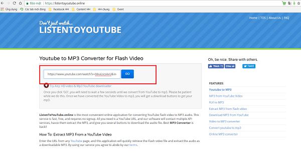 3 cách tải Audio trên Youtube nhanh nhất