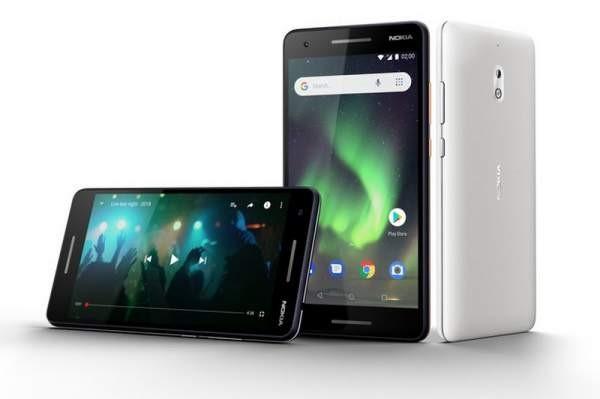 Đánh giá cấu hình Nokia 2.1