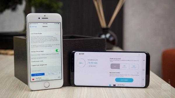 [Góc tư vấn] Nên mua iPhone 8 cũ hay Galaxy S8 mới?