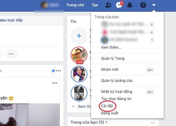Hướng dẫn bạn cách ẩn thông tin cá thể bên trên Facebook