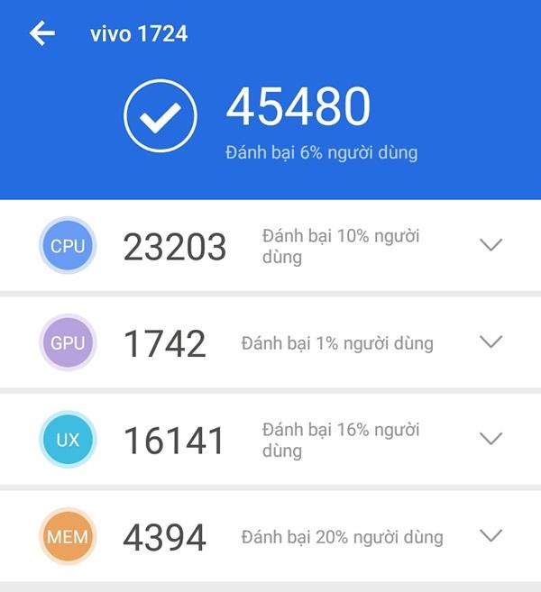 Đánh giá chi tiết Vivo Y71 – rẻ nhưng chất