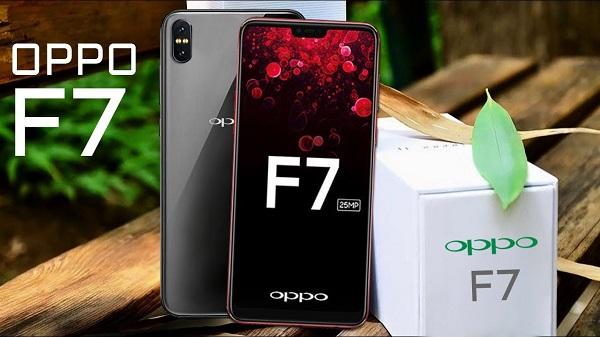 Màn hình OPPO F7 có gì đặc biệt?
