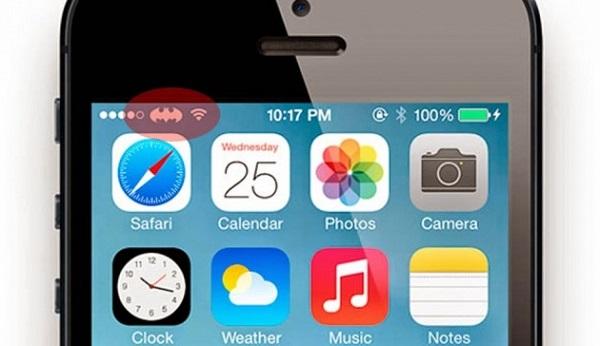 Hướng dẫn chi tiết cách đổi tên nhà mạng trên iOS 11