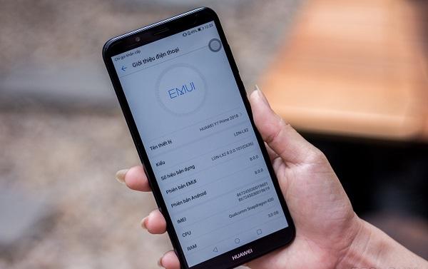 Đánh giá nhanh Huawei Y7 Pro 2018: Có gì trên một chiếc điện thoại giá rẻ