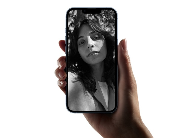 Chụp ảnh selfie sắc nét