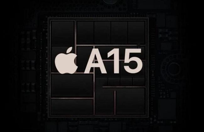 iPhone 13 chạy chip Apple A15 Bionic cho hiệu suất CPU tăng 50%, GPU tăng 30%