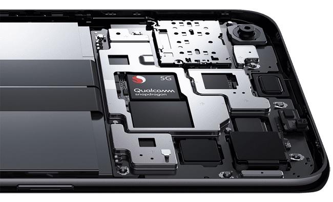 Chip Snapdragon 765G, hỗ trợ 5G