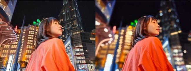 Chụp ảnh chân dung đêm rõ nét (Night Flare Portrait)