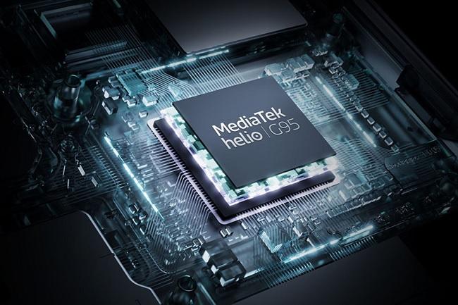 Vi xử lý được trang bị cho Realme 8