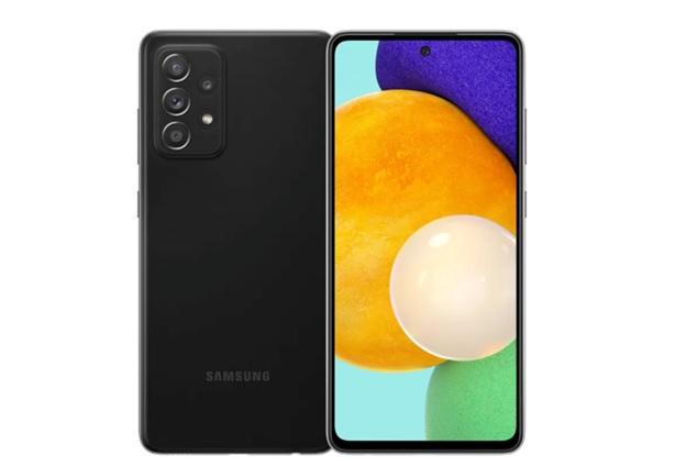 Hai mặt của Galaxy A52