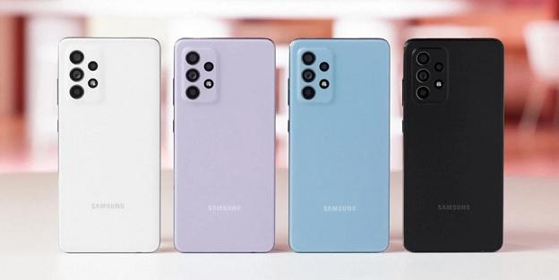 Galaxy A72 có 4 tùy chọn về màu sắc gồm: trắng, đen, tím và xanh dương. Mỗi màu thể hiện một nét đẹp riêng nhưng đều đều duyên dáng, thanh lịch và rất sang trọng