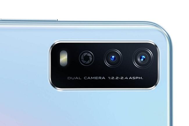 Camera sau trên Vivo Y12s 2021
