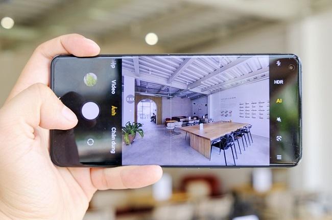 Xiaomi Mi 11 5G chụp ảnh tuyệt đẹp