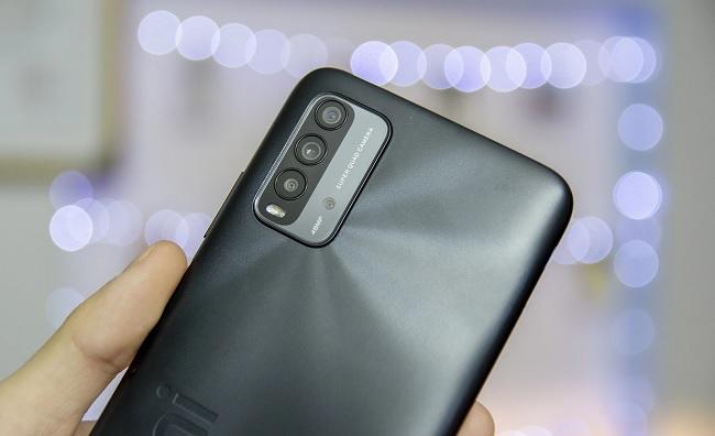 Camera sau trên Xiaomi Redmi 9T