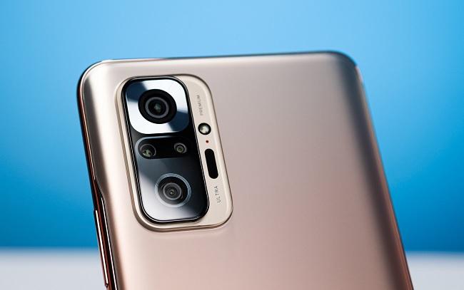 Camera trên Xiaomi Redmi Note 10 Pro Mi Fan Festival