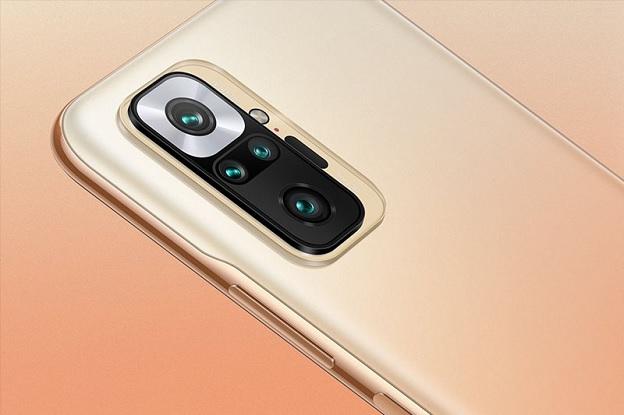 Camera trên Xiaomi Redmi Note 10 Pro