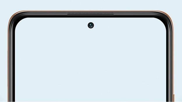 Camera selfie trên Redmi Note 10 Pro