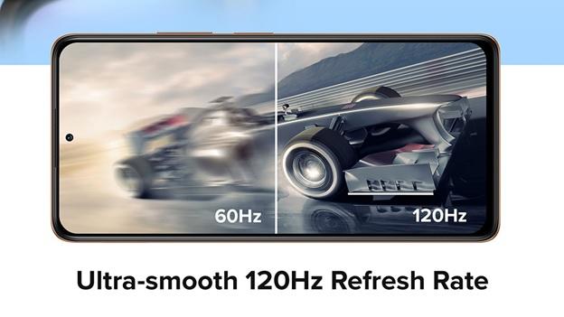 Redmi Note 10 Pro sở hữu màn hình giải trí cực đã