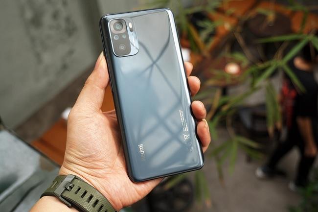 Xiaomi Redmi Note 10 sang trọng và tinh tế