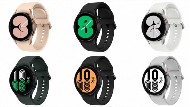 Samsung Watch4 44mm chạy vi xử lý cao cấp