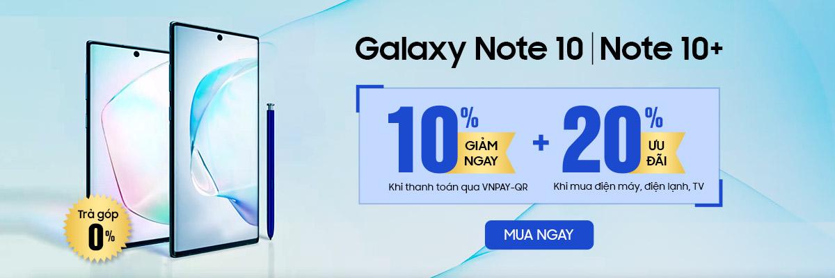 Đặt Ngay Siêu Phẩm Samsung Galaxy Note10/10+