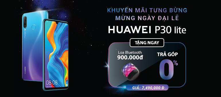 Điện thoại Huawei P30 Lite