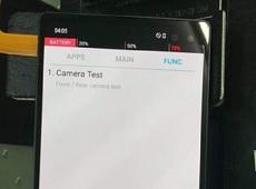 Lộ ảnh thực tế Samsung Galaxy S10+ bản thử nghiệm: màn hình viền siêu mỏng, sở hữu camera kép