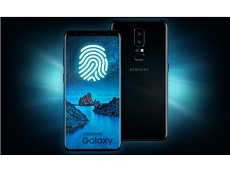 Samsung chính thức được cấp bằng sáng chế cảm biến vân tay dưới màn hình