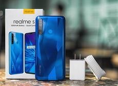 """Đánh giá chi tiết Realme 5: Cấu hình """"khiêm tốn"""" vẫn mang đến trải nghiệm đầy đủ"""