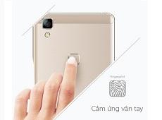 5 mẫu điện thoại cảm biến vân tay giá rẻ hot nhất hiện nay