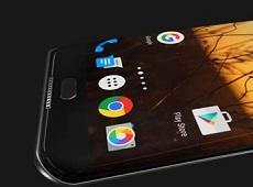 """Xuất hiện Samsung Galaxy S7 Edge bản concept """"hút"""" mắt người xem"""